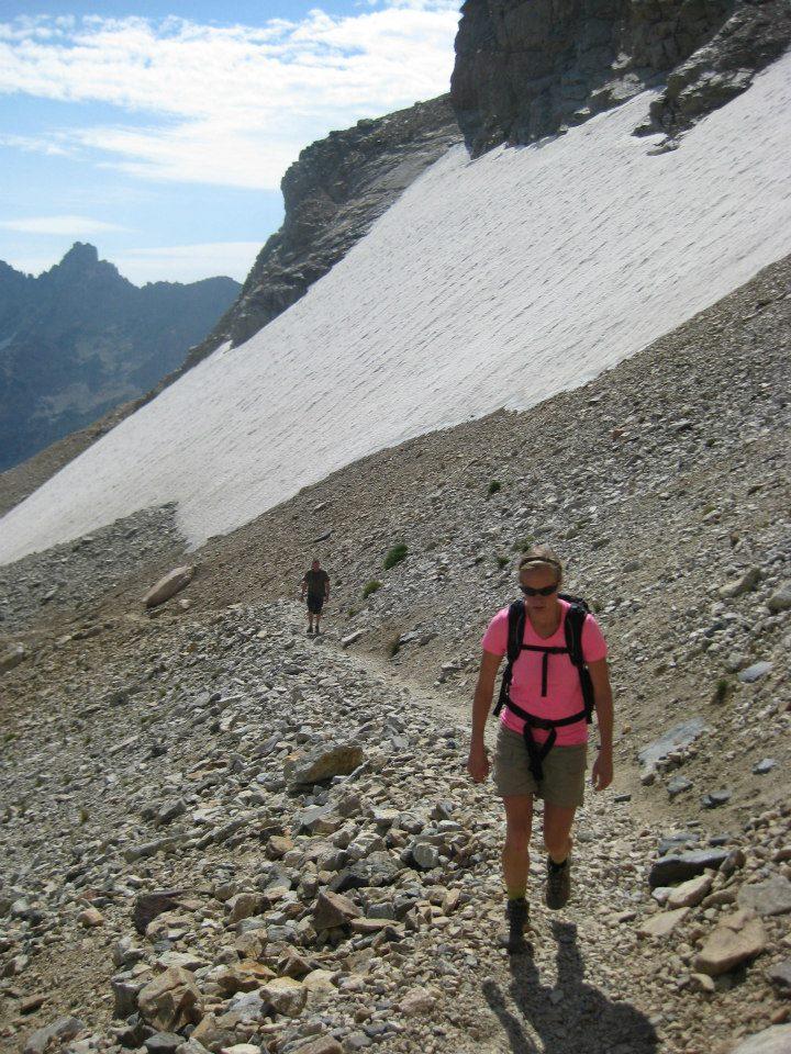 hiking gtnp